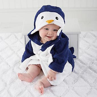 New Luvable Friends Animal Charater Square Hooded Bath Towel Set