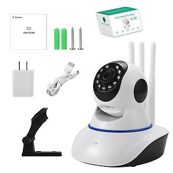 Câmera sem fio Dome Indoor, Two Way, CCTV, Wifi, Baby Monitor Video Security