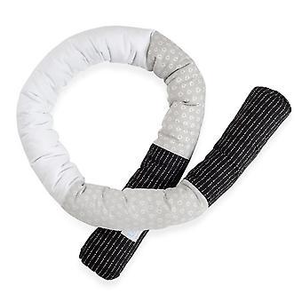 Panda Snake Pillow
