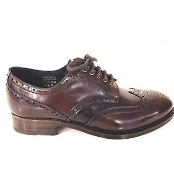 Herrskor Harris Anniversary Brogue All Derby Slipande Moro Classic U15ha06