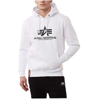 Alpha Industries Basic Hoody 17831209 sweat-shirts pour hommes universels