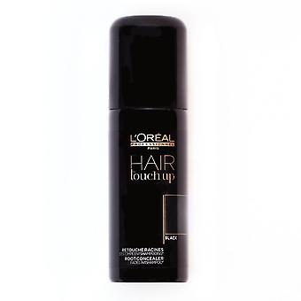 L'Oréal Professionnel Hair Touch Up Root Concealer Spray - Black