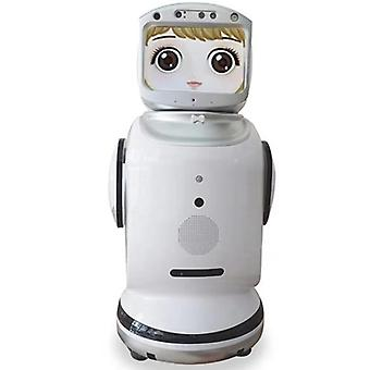 House Commercial Use Security Alarming Monitoring Smart Camera Robot