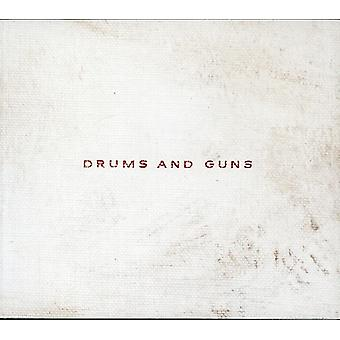 Low - Drums & Guns [CD] USA import