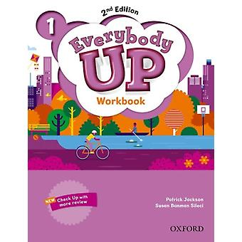 Everybody Up Level 1 Werkboek door Patrick JacksonSusan Banman SileciKathleen KampaCharles Vilina