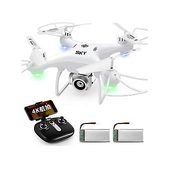 Drone  L1bw  With 4k Hd Camera(quadcopter-black)