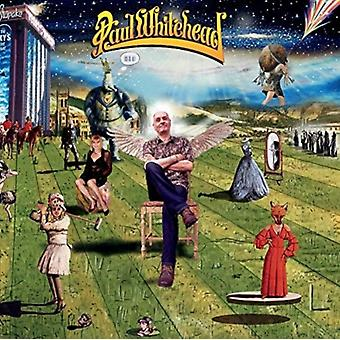 Paul Whitehead przez Ben FiskJordan McLaughlin