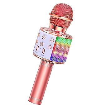 Karaoke Microphone Compatible With Android Ios Pc