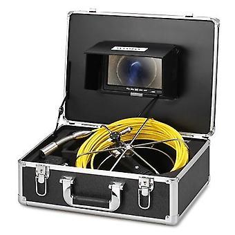 WP71AL Avløpsrør Kloakk Inspeksjon Videokamera Med 20m kabel