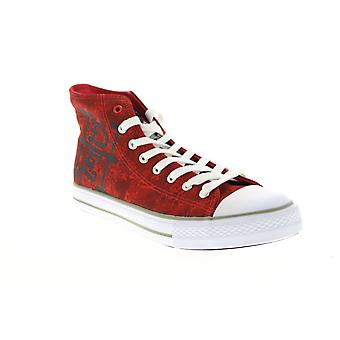 Ed Hardy Adult Mens Dagger Lifestyle Sneakers