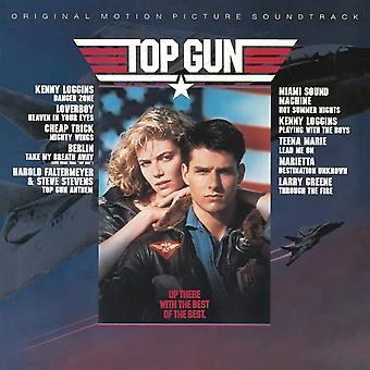 Forskellige - Top Gun (Original Motion Picture Soundtrack) Vinyl