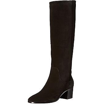 Aquatalia Women's Deanna Suede Western Boot
