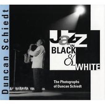 Jazz In Black  White by Duncan Schiedt
