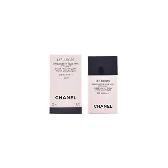 Fluid Alapítvány Make-up Les Bézs Chanel Spf 30