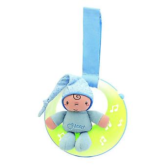 Cot Mobile Chicco Blue