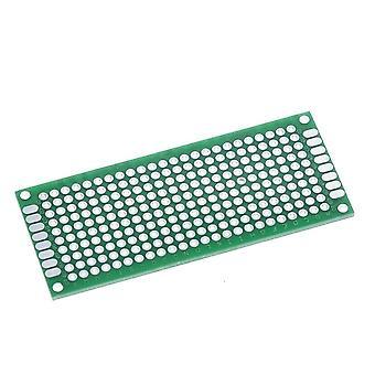 Kétoldalas prototípus PCB Diy Univerzális nyomtatott áramköri lap