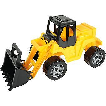 02048 - Starke Riesen Schaufellader, Radlader ca. 64 cm, Giga Truck in gelb und schwarz,