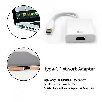 Support 4k Hdmi Splitter Type-c Male To Hdmi Female Video 1080p Switcher