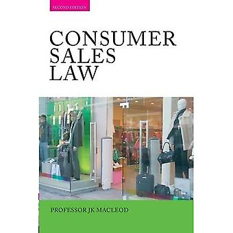 Consumer Sales Law The Law Relating to Consumer Sales and Financing of Goods