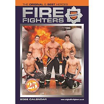 Brandweer A3 Kalender 2022