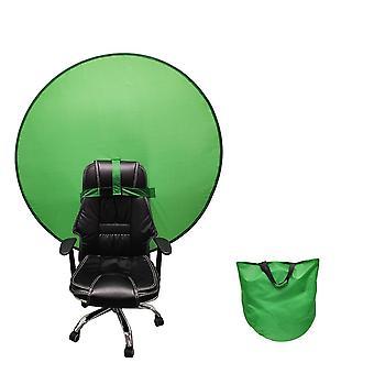 شاشة خضراء صورة خلفية القماش