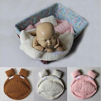تصوير الطفل تشكل وسادة سلة / دعامة وسادة بطانية طفل