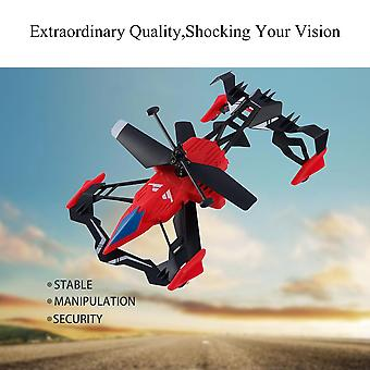 Quadcopter Car Toys 2 In 1 Air-ground Flying Car Rc Drone Quadcopter 3d Flip
