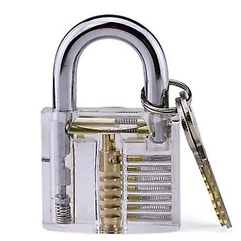 اختيار مهارة مدرب تدريب قفل القفل المرئي