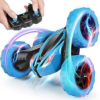 Remote Control Car, Double Sided 360 Rolling Rotating