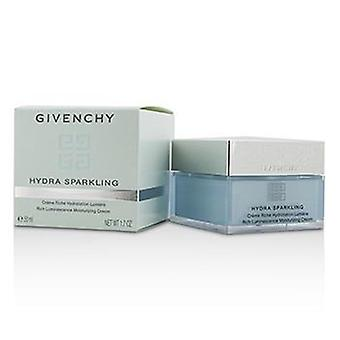 Givenchy Hydra Sekt reichen Lumineszenz feuchtigkeitsspendende Creme - trockene Haut - 50ml/1,7 oz