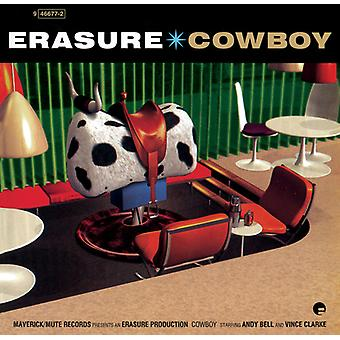 Erasure - Cowboy [CD] USA import