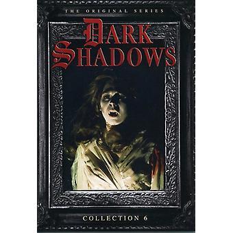 Dark Shadows - Dark Shadows: Dvd Collection 6 [4 Discs] [DVD] USA import