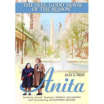 Anita [DVD] USA import