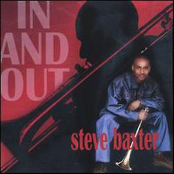 Steve Baxter - In & Out [CD] USA import