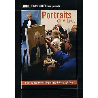 Portraits of a Lady [DVD] USA import