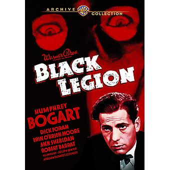Black Legion [DVD] USA tuonti