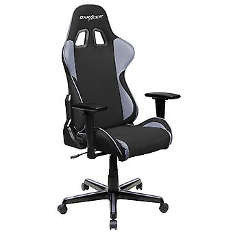 DX Racer DXRacer OH/FH11/NG High-Back Ergonomic Office Desk Chair Strong Mesh+PU(Black/Grey)