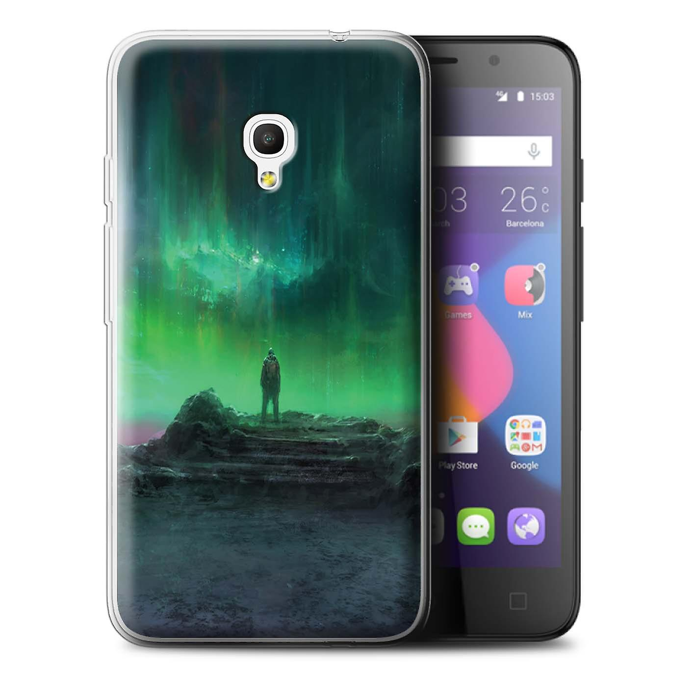 online store a77b8 5dfab Official Chris Cold Gel TPU Phone Case/Cover for Alcatel Pixi 4 5.0
