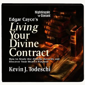 Kevin Todeschi - Living Your Divine Contract [CD] USA import
