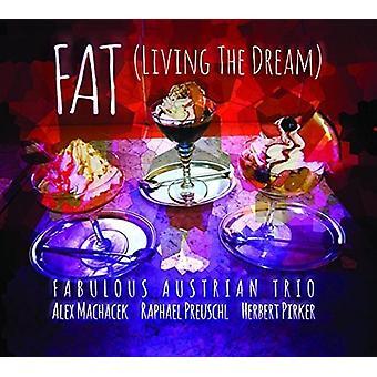 Machacek, Alex / Preuschl, Raphael / Pirker, Herbert - (Fat) Living the Dream [CD] USA import