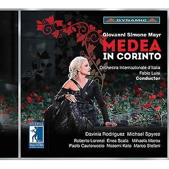 Mayr / Luisi / Lorenzi / Rodriguez - Medea in Corinto [CD] USA import