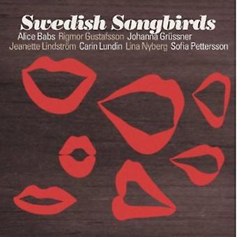 Babs/Gustafsson/Grussner Ao - Swedish Songbirds [CD] USA import