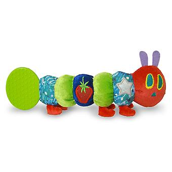 The Very Hungry Caterpillar Teether Rattle - Rainbow Designs