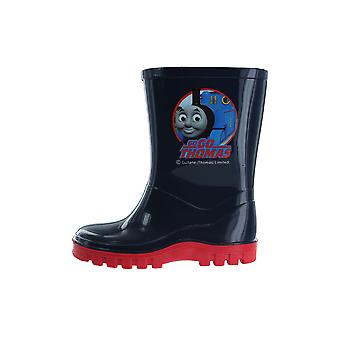 Boys Thomas The Tank & Friends Blue Wellies Wellington Boots UK Sizes Child 4 - 10