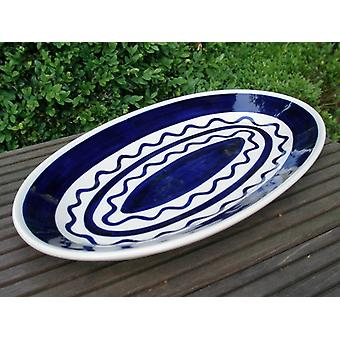 29.5 x 18 cm, plate, oval, tradition 29 - BSN 10590