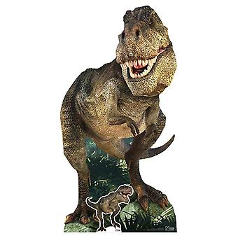 Tyrannosaurus Rex Dinosaur Natural History Museum Cardboard Cutout / Standee