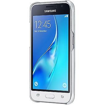 Samsung EF-AJ120CTEG slim kansi kotelo Samsung Galaxy J1 2016 - avoin