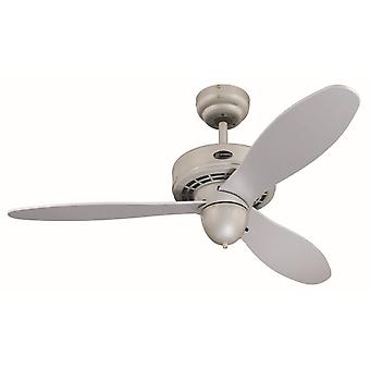 Westinghouse ceiling fan Airplane silver 105cm / 42