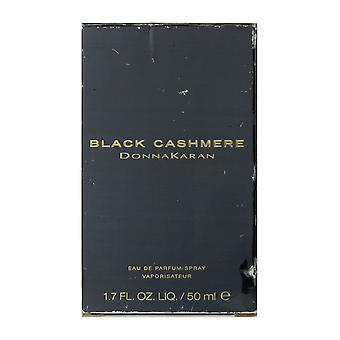 Donna Karan Black Cashmere Eau De Parfum Spray 1.7oz/50ml In Box
