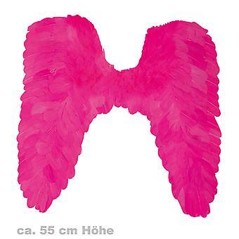 Angel Wings sky Messenger różowy skrzydło